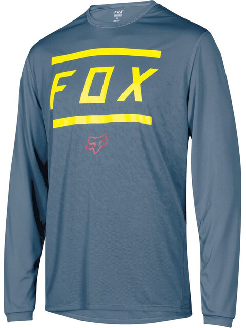 Fox Ranger LS Jersey Men midnight